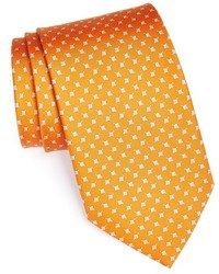 Spinning top print tie medium 36159
