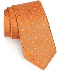 Woven silk tie medium 36158