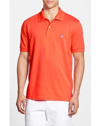 Brooks Brothers Slim Fit Solid Piqu Polo