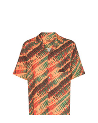 Missoni Short Sleeve Print Shirt