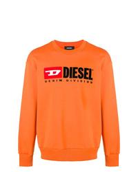 Diesel Logo Sweatshirt