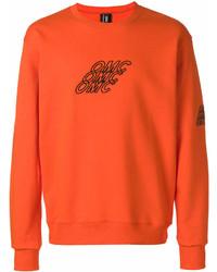 Omc Logo Print Sweatshirt
