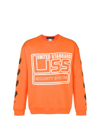 United Standard Usss Print Sweatshirt