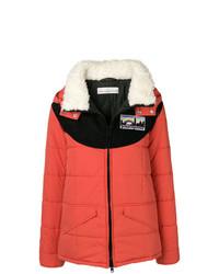 Golden Goose Deluxe Brand Hooded Padded Jacket