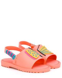 Mini Melissa Mia Fabula Sandals