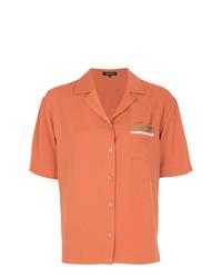 Loveless Short Sleeve Fitted Shirt