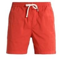 J.Crew Dock Shorts Blood Orange