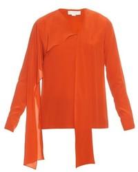 Stella McCartney Hart Silk Blouse