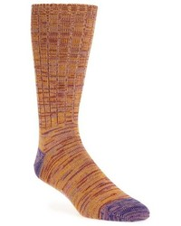 Paul Smith Quadtwist Cotton Blend Socks