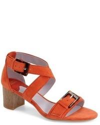 Johnston & Murphy Katarina Block Heel Sandal