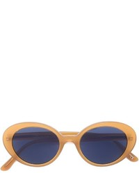 Oliver Peoples Deep Amber Sunglasses