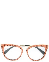 Patterned round frame glasses medium 3638247
