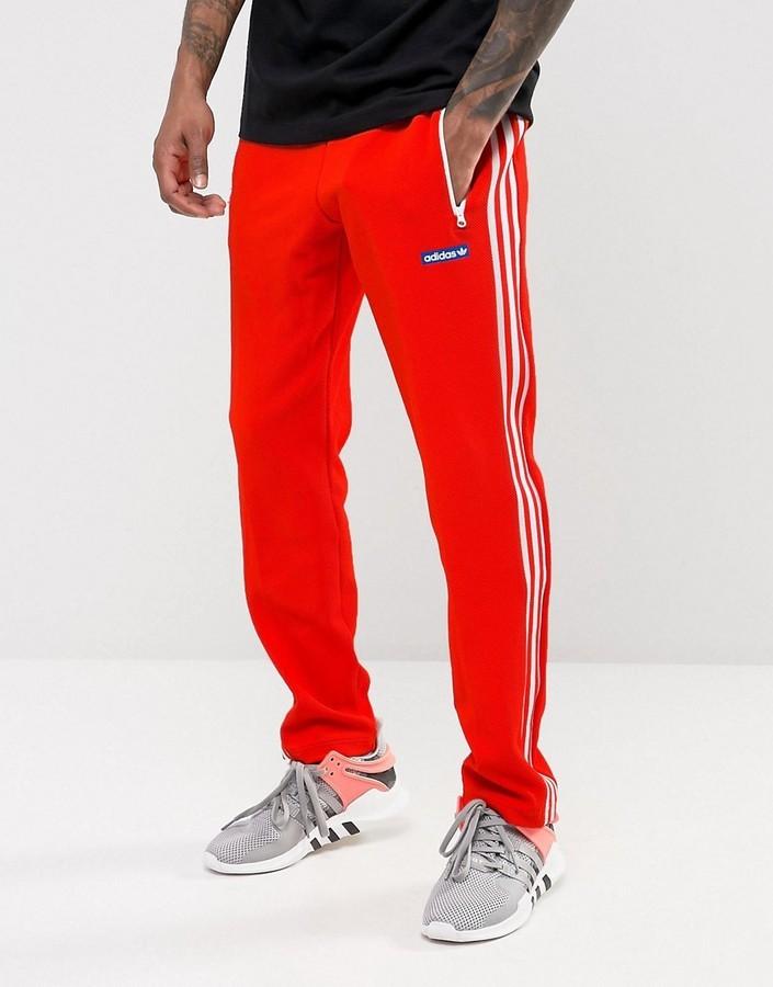 4be407d63084 ... adidas Originals Osaka Tennoji Track Joggers In Orange Bs4689 ...