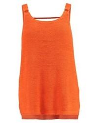 New Look Vest Bright Orange