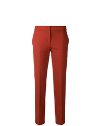 Twin-Set Cropped Tailored Trousers