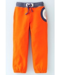 Orange Trousers