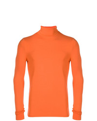 Raf Simons Turtle Neck Fitted Top