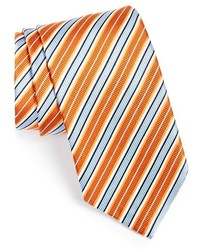 Jz richards stripe silk tie medium 243648