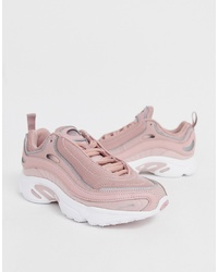Reebok Daytona Dmx Trainers In Pink