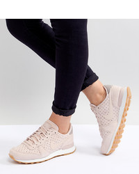 Nike Premium Internationalist Trainers In Pink