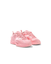 Nike X Martine Rose Pink Monarch Sneakers