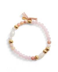 Beaded stretch bracelet medium 270279