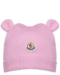 Moncler Berretto Animal Ear Wool Hat