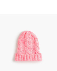 J.Crew Girls Cable Knit Beanie Hat