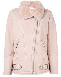 Pink biker jacket original 8877299