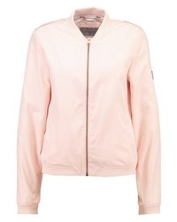 Calvin Klein Owra Bomber Jacket Pink