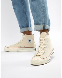 Converse Chuck Taylor 70 Hi Trainers In Parcht 162053c