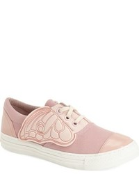 Stella McCartney Kids Juniper Lace Up Sneaker