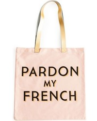 Rosanna Pardon My French Tote Bag