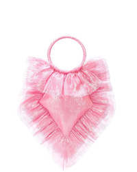 The Vampire's Wife Ruffled Tulle Shoulder Bag
