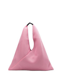 MM6 MAISON MARGIELA Triangle Handle Tote Bag