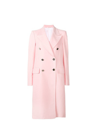 Calvin Klein 205W39nyc Double Breasted Fitted Coat