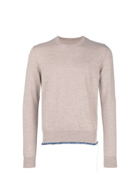 Maison Margiela Denim Hem Jumper