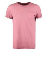 Jack & Jones Slimfit Basic T Shirt Syrah
