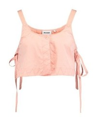 Weekday Nova Vest Pink