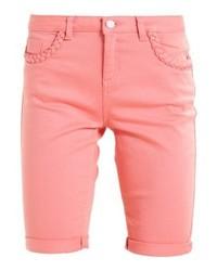 Dorothy Perkins Denim Shorts Pink