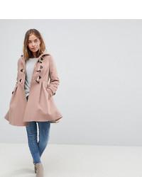 Asos Petite Skirted Duffle Coat