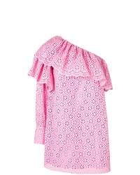 MSGM Broderie Anglaise Dress