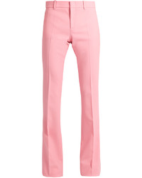 Gucci Flared Wool Blend Trousers