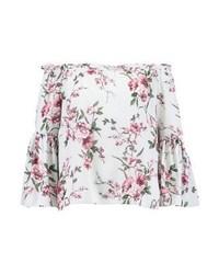 Dorothy Perkins Floral Blouse Pink