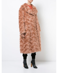 Maison Margiela Oversized Fur Coat