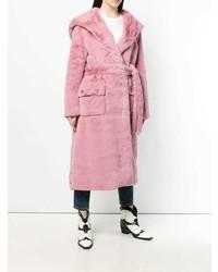 Golden Goose Deluxe Brand Oversized Hooded Coat
