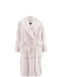 Blancha Oversized Midi Coat
