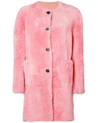 Marni Shearling Lined Coat