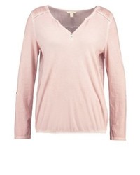 Esprit Long Sleeved Top Old Pink