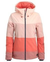 O'Neill Coral Snowboard Jacket Burnt Sienna
